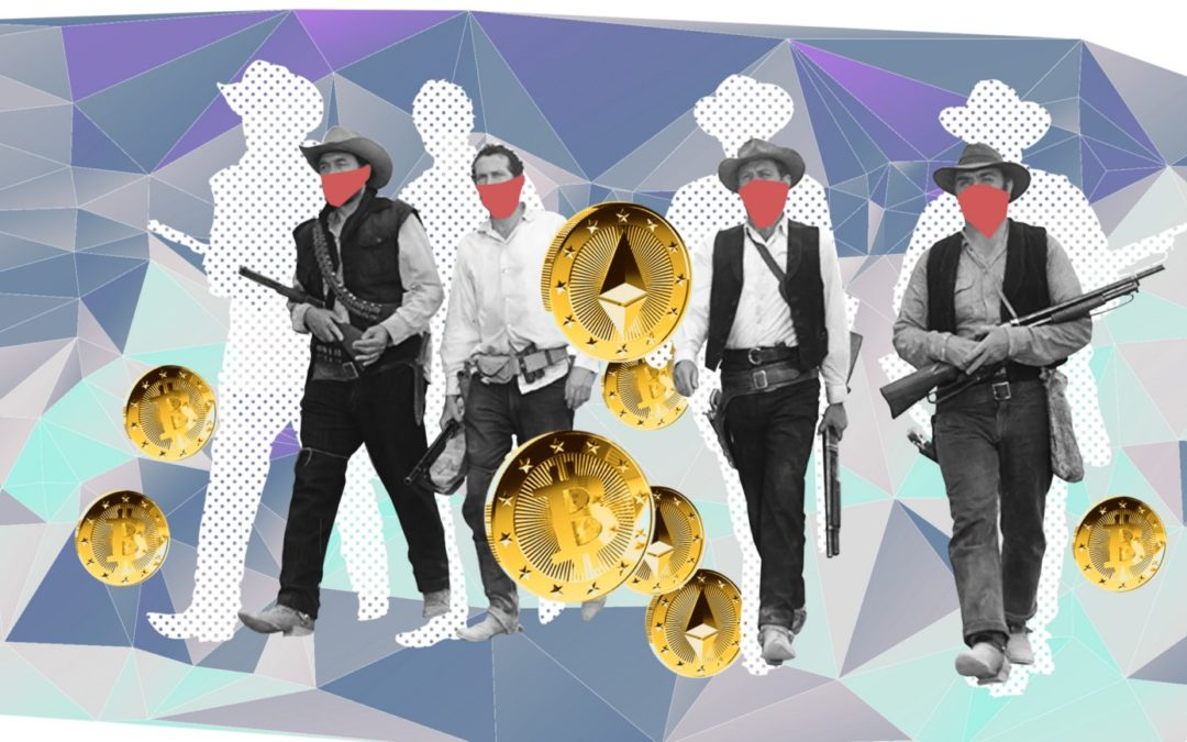 Crypto Currency: a digital wild west?